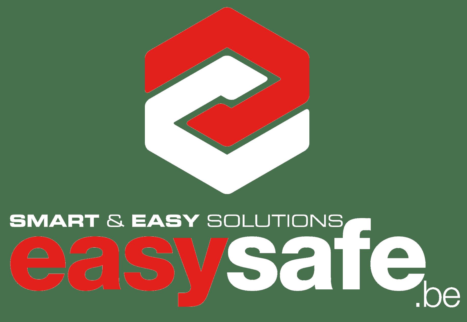 Easysafe Logo Wit